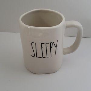 Rae Dunn Sleepy Coffee/Tea Mug